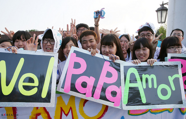 2014 Pastoral Visit of Pope Francis to Korea | Republic of Korea